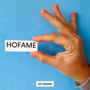 album UN ISTANTE - hofamehofame
