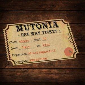album One Way Ticket - MUTONIA