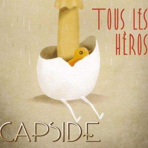 album Tous les héros - Capside