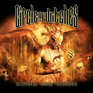 album Natural Born Sinners - Circle of Witches