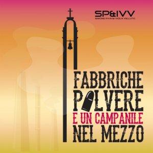 album Fabbriche, Polvere e un Campanile nel Mezzo - Simone Piva & i Viola Velluto
