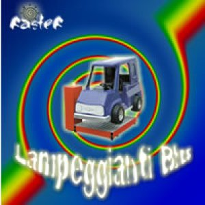 album Lampeggianti Blu (single) - Raster