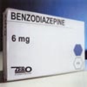 album Zero - Benzodiazepine