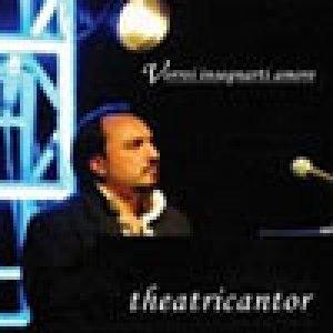 album Vorrei insegnarti amore - Theatricantor