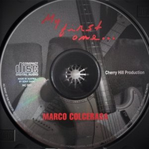 album my first one - Marco Colcerasa