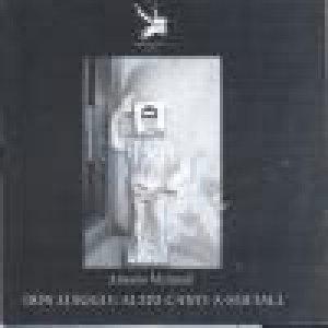album don Luiggi e altri canti a-sociali - Antonio Mainenti