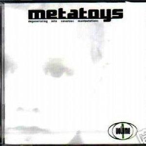 album V.V.A.A. METATOYS - Paolo Favati