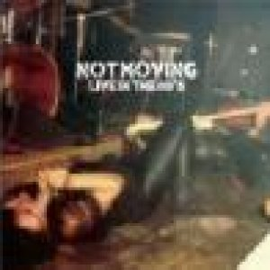 album Live in 80's (cd + dvd) - Not Moving