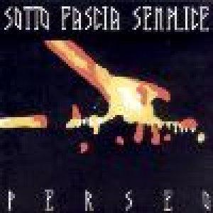 album Perseo - Sotto Fascia Semplice