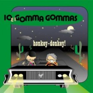 album honkey-donkey! - Io & i Gomma Gommas