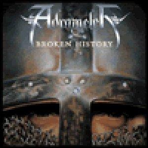 album Broken History - Adramelch