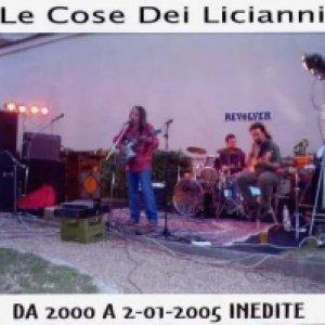 album Da 2000 A 2-01-2005 (serie provini) - Le Cose dei Licianni