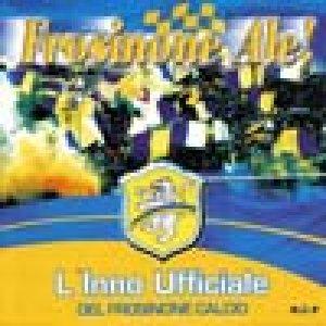 album Frosinone Ale - Inno Ufficiale del Frosinone Calcio - Rumori di Fondo [Lazio]