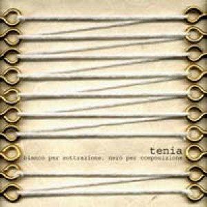album Bianco Per Sottrazione, Nero Per Composizione - tenia