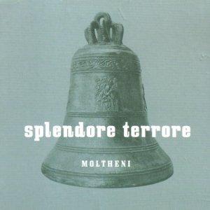 album Splendore Terrore - Umberto Maria Giardini (ex Moltheni)