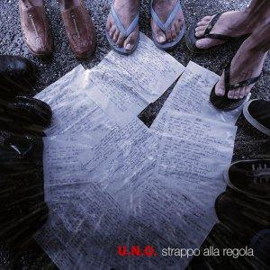 album U.N.O. strappo alla regola - U.N.O. - Unidentified Noisy Object