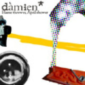 album Flame thrower, April shower Ep - Damien*