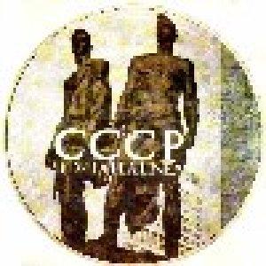 album Compagni cittadini fratelli partigiani (12'') - CCCP Fedeli alla linea