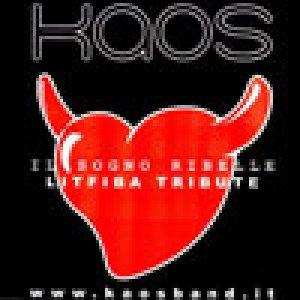 album SOGNO RIBELLE - DEMO - Kaos [Veneto]