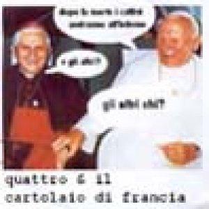 album S/t - Quattro e il cartolaio di Francia