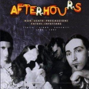 album Non usate precauzioni fatevi infettare (dvd anthology vol.1) - Afterhours