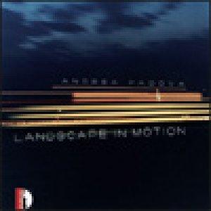 album Landscape in motion - Andrea Padova