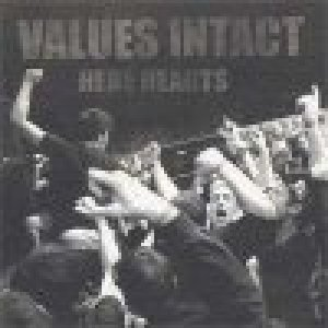 album Here Hearts - Values Intact