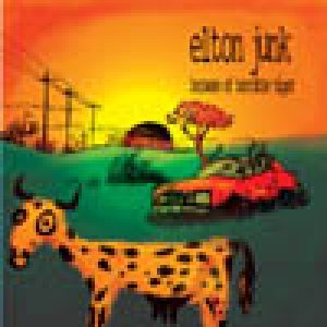 album Because Of Terrible Tiger - Elton Junk