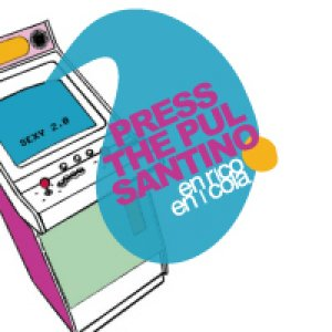 album Press the pul santino - En rico en i cola