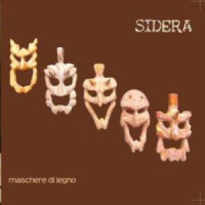 album Maschere di Legno - Sidera