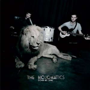 album Down My Spine - Mojomatics