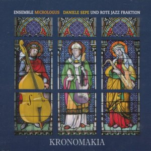 album Kronomakia - Daniele Sepe