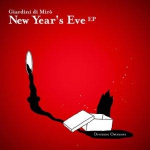 album New Year's Eve Ep - Giardini di Miro'