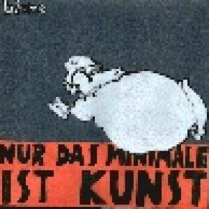 album Nur das Minimale ist Kunst - Blume [Emilia Romagna]