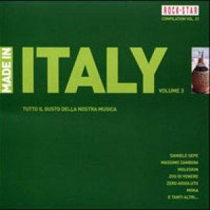 album Made in Italy vol.3 - Moleskin
