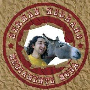 album MEDIAMENTE MONA - Herman Medrano