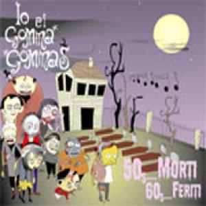album 50's Morti 60's feriti - Io & i Gomma Gommas