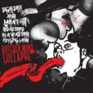 album Sick Sex And Meat Disasters In A Wasted Psychic Land - Butcher Mind Collapse