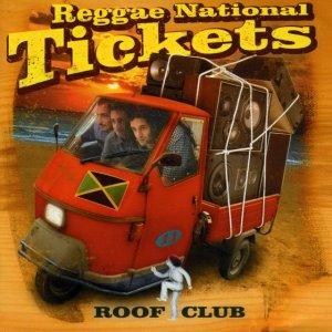 album Roof Club - Reggae National Tickets