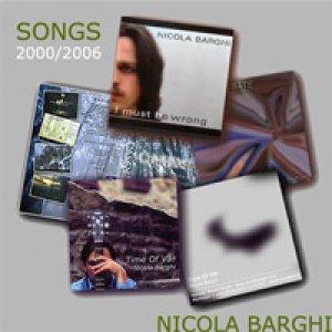 album Songs - Nicola Barghi