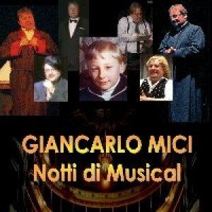 album Notti di Musical - Giancarlo Mici