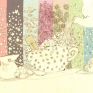 album Teatime with Mr.Who - Les Mange-Tout