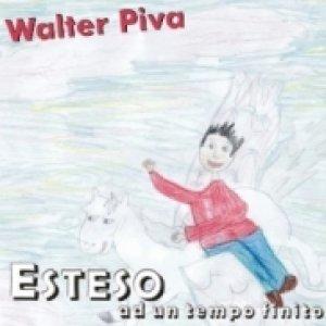 album Esteso ad un tempo finito - Walter Piva