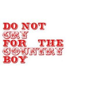 album S/t - Do Not Cry For The Country Boy