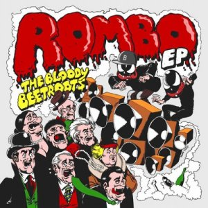 album Rombo EP - The Bloody Beetroots