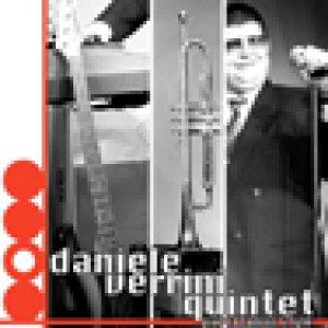 album Live @ Ponte Alto - Daniele Verrini 5tet