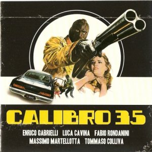 album S/t - Calibro 35