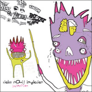 album Instant:Love - violet naif implosion