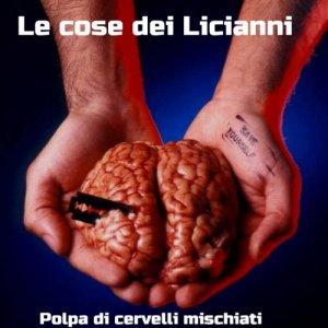 album Polpa di cervello mischiata(sperimentale elettronico) - Le Cose dei Licianni