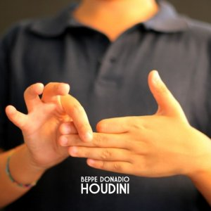 album Houdini - Beppe Donadio